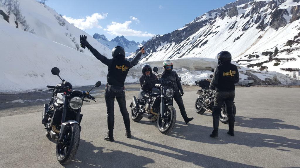 Women Riders World Relay