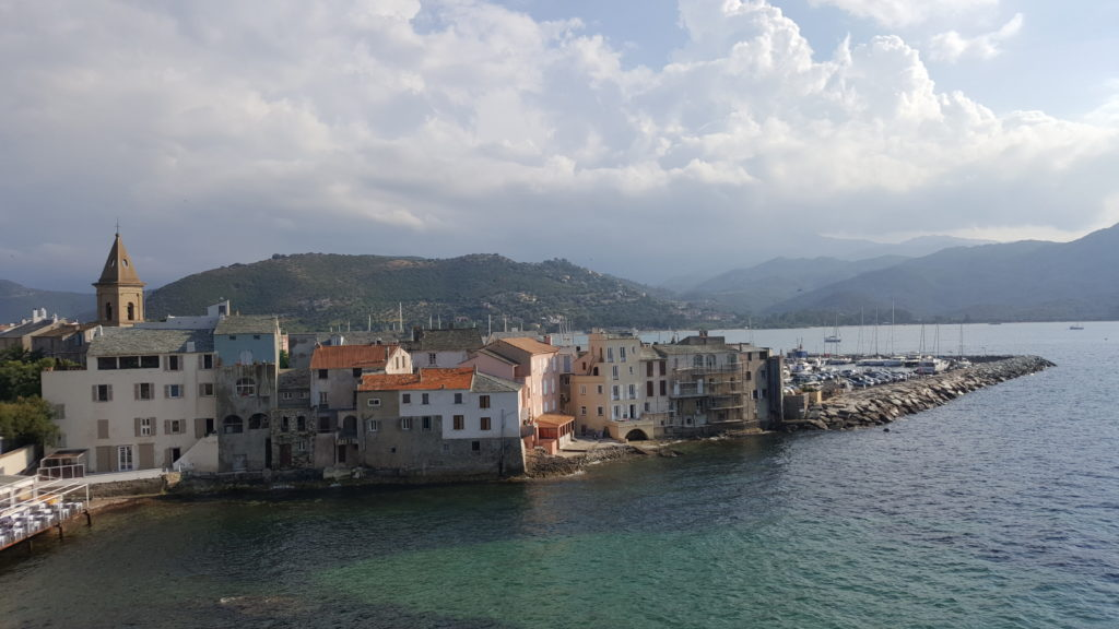 Saint-Florent - Motorcycle touring in Corsica
