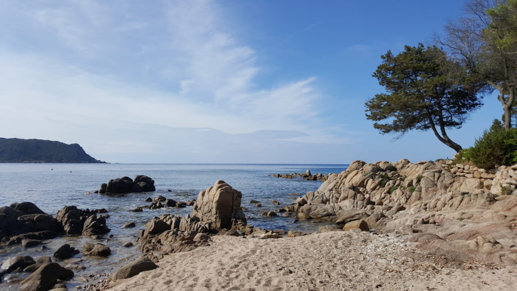 Motorcycle touring in Corsica