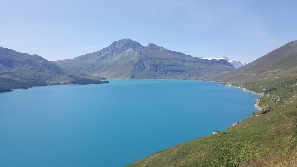 Mont cenis - motorcycle touring in France