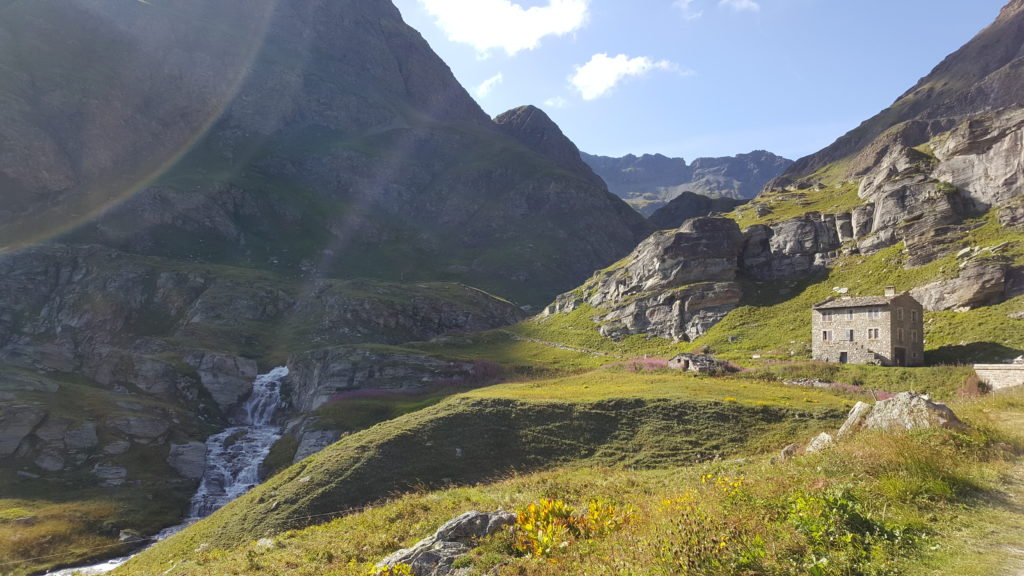 Col de l'Iseran - motorcycle touring in France